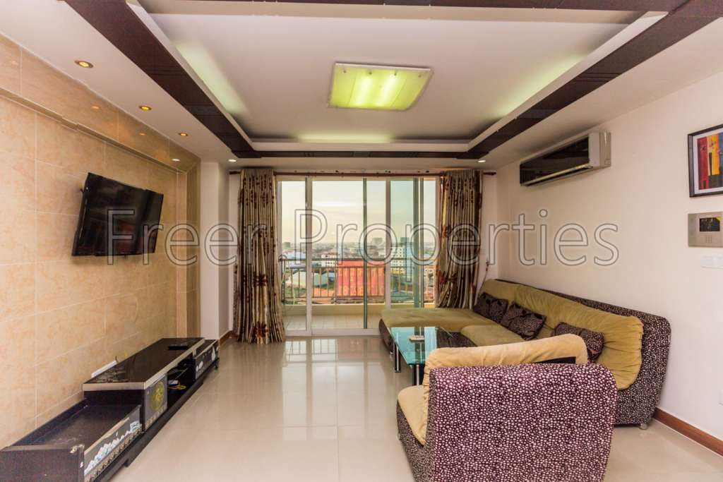 Three bedroom condo Toul Kork $180000