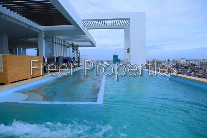 Luxurious 3 bedroom apartment for rent Toumnop Tek