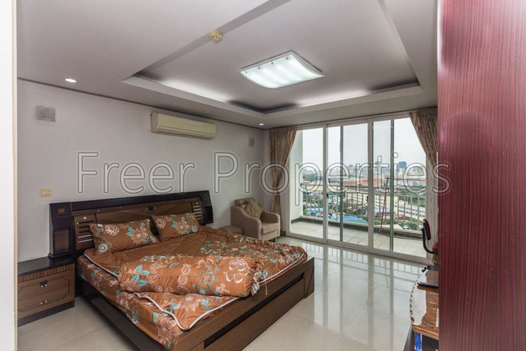 Studio condo for sale Toul Kork