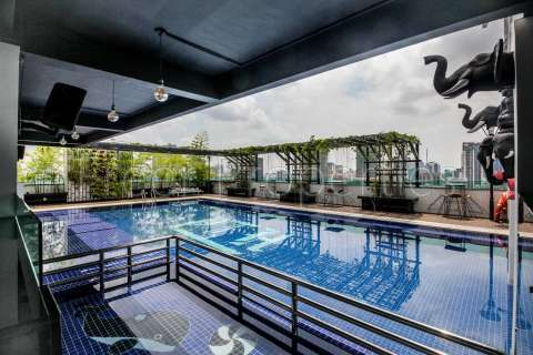 Rental Apartment Chamkarmon BKK 3