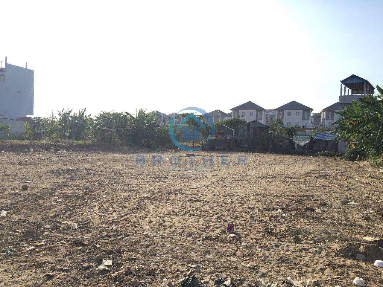 Sale Plot of land Meanchey