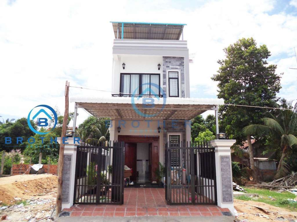 Brand new 2 bedrooms villa for lease in Siem reap