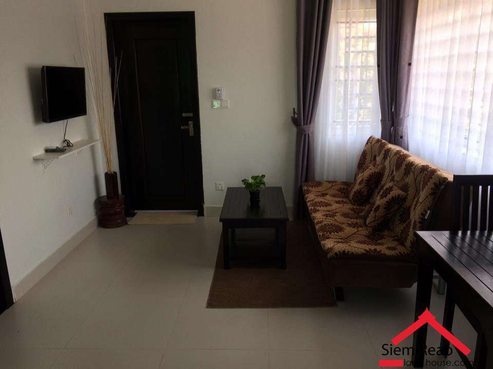 1 bedroom at Wat Damnak for rent $300 per month ID: A-160