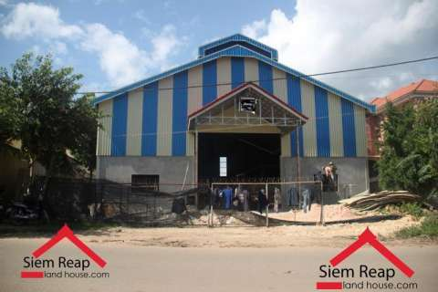 Rental Warehouse Siem Reap
