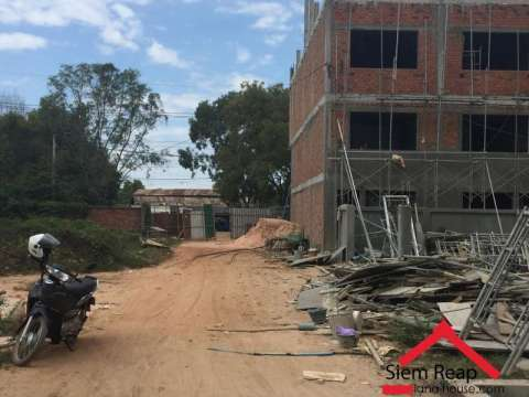 Sale Flat House Siem Reap