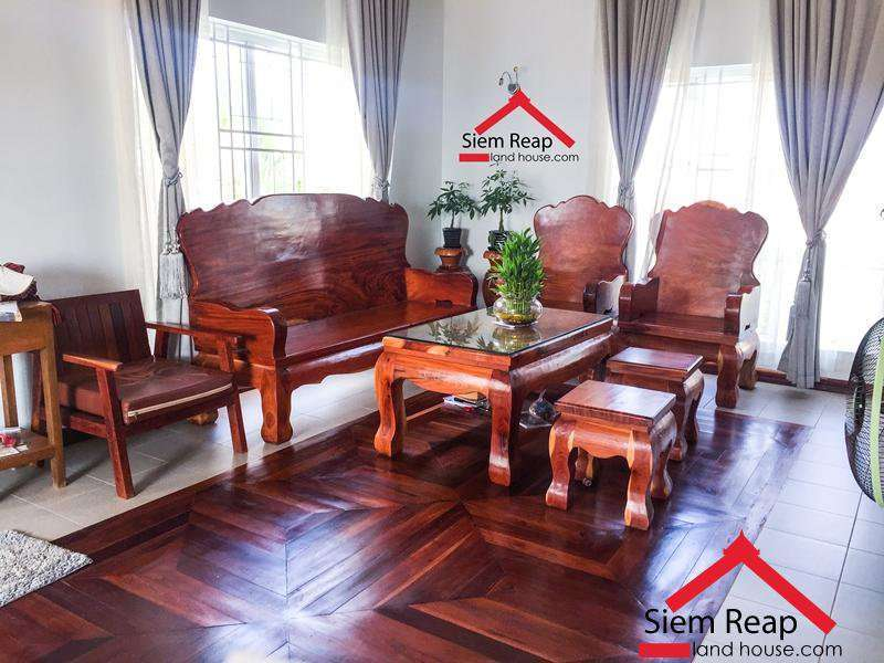 Newly modern 1 bedroom apartment for rent in Siem Reap ID: A-186 $350/m