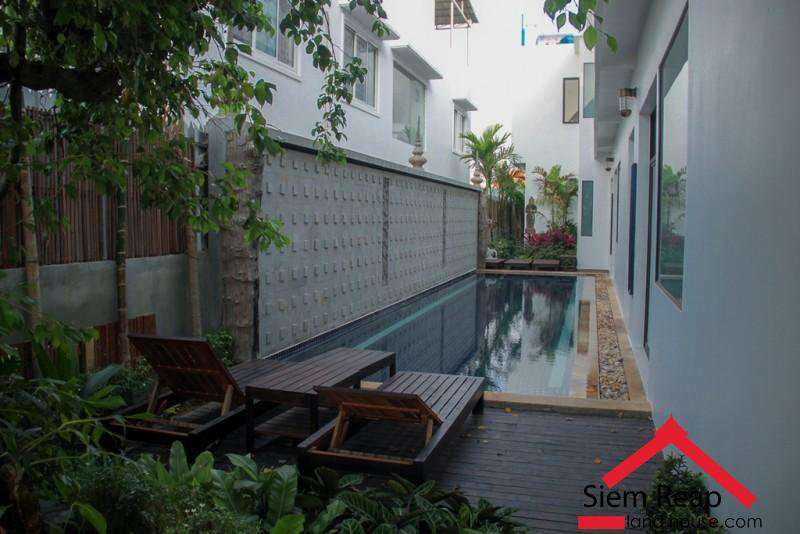 Newly 2 bedrooms apartment with swimming pool for rent ID: AP-222 $550/m