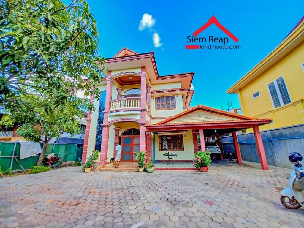 出租 房屋 Siem Reap Svay Dankum