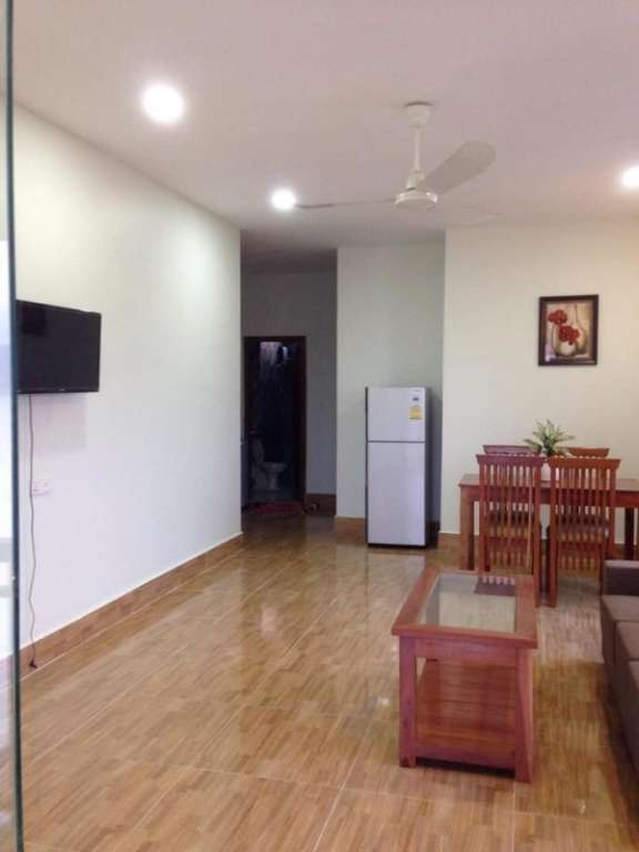 1 bedroom apartment for rent in Siem Reap $300/month, ID A-127