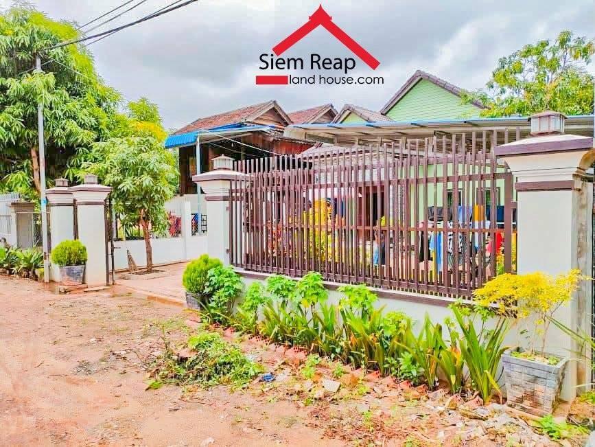 出售 房屋 Siem Reap Srangae