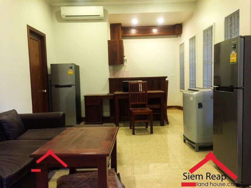2 Bedrooms Apartment On Main Road Siem Reap For Rent $480 per Month ID AP-139