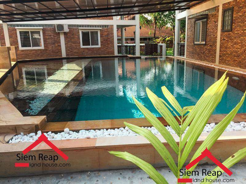 Supreme residences 2 bedrooms with Pool for rent in Siem Reap ID: HFR-178 $700/m