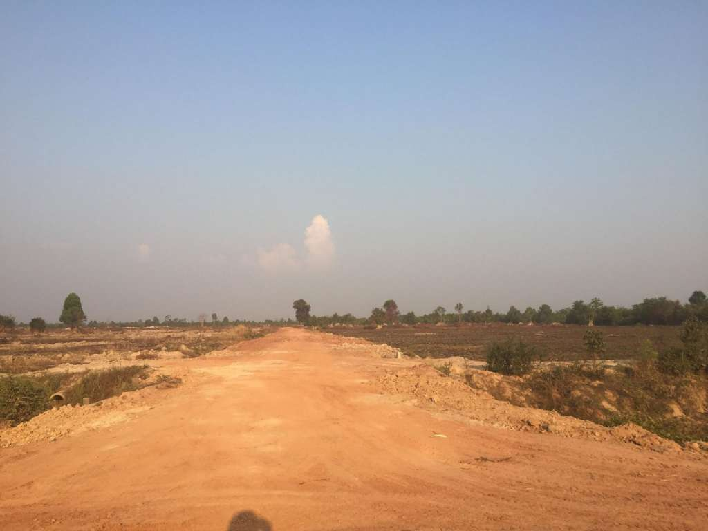 9 hectares at Leang Dai commune Angkor Thum district