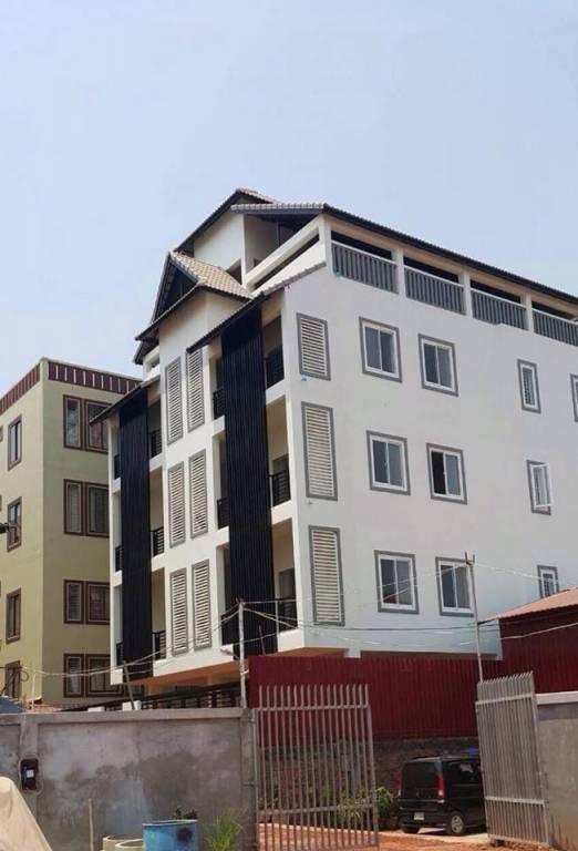 出租 公寓 Siem Reap Sala Kamraeuk
