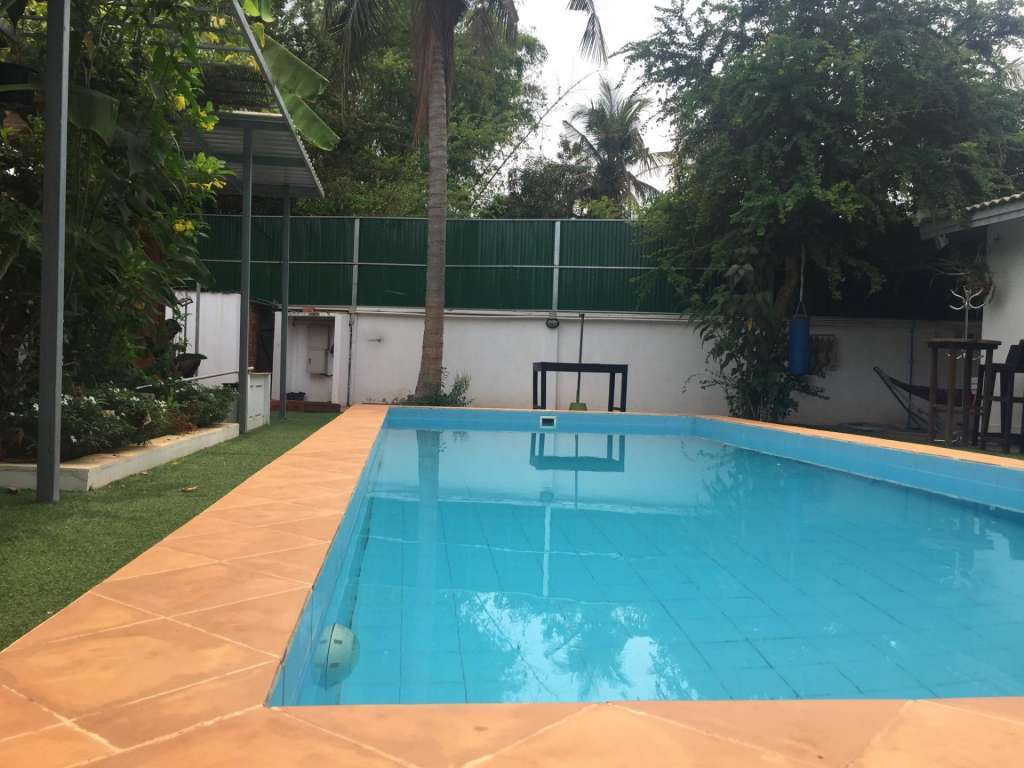 2 Bedrooms villa with pool for rent ID: HFR-294