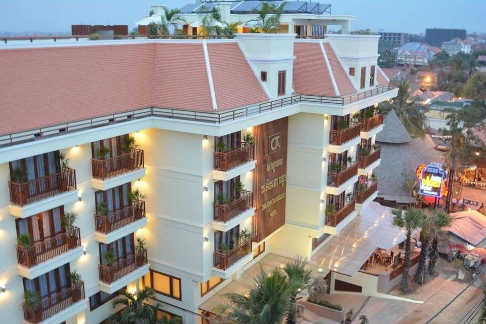 House for sale at Siem Reap downtown