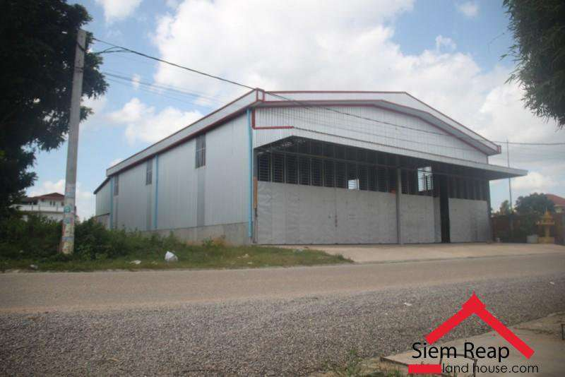 Warehouse in siem reap for rent ID: CMFR-186 $3000/m