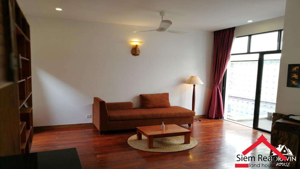 Newly 1 bedroom apartment with swimming pool for rent ID: A-222 $450/m