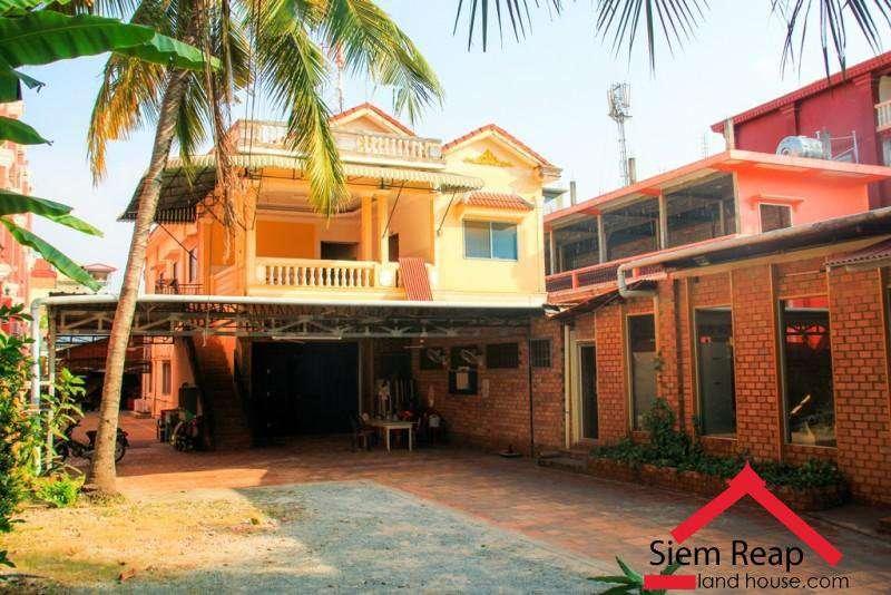 ជួល ពាណិជ្ជកម្ម Siem Reap