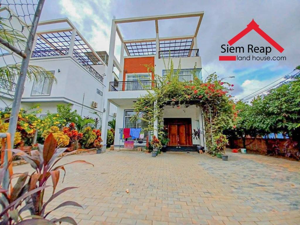 The fanciable and stunning house for rent 650USD/month