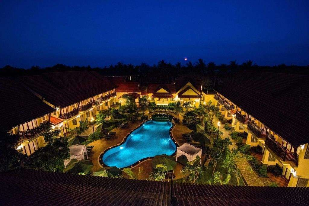Hotel 44 rooms for lease in Siem Reap city ID: HR-190