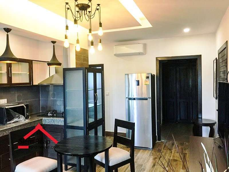 Newly Modern 2 Bedrooms Apartment For Rent In Siem Reap ID: A-185