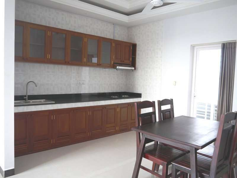 2 bedrooms apartment for rent in Siem Reap Cambodia ID: AP-130 $450/m