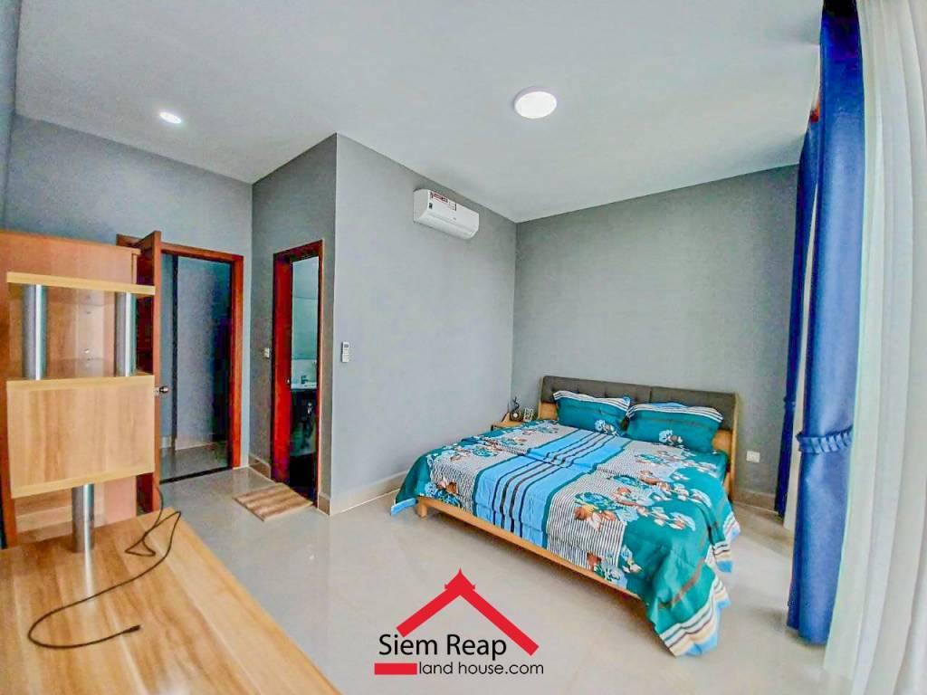 出租 平房子 Siem Reap Svay Dankum