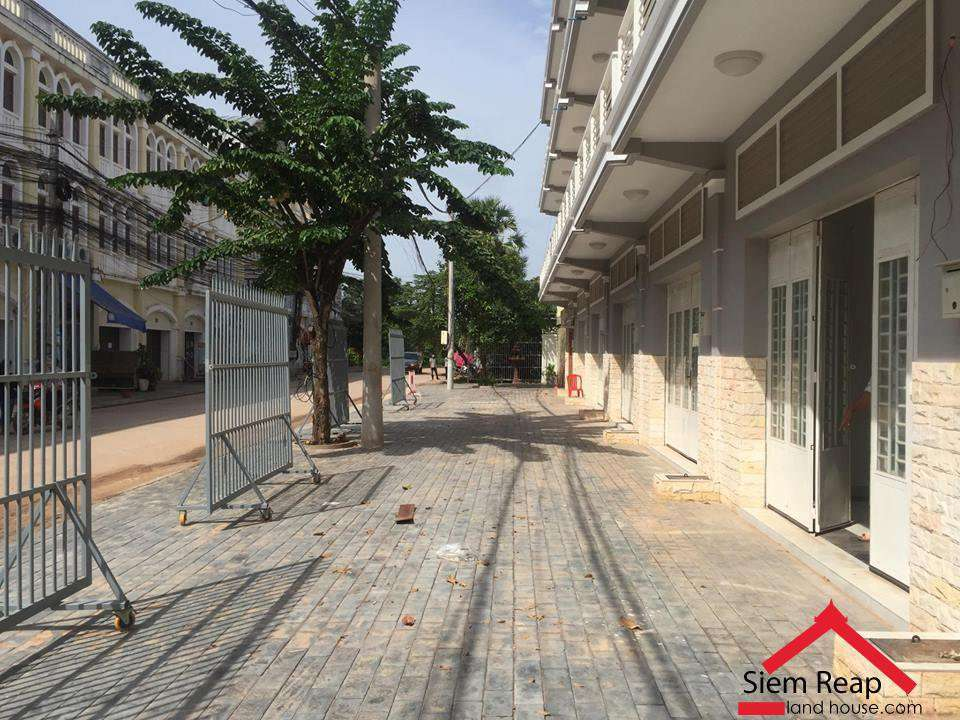 Flat house in Siem Reap for rent ID: HFR-258 $600 per month