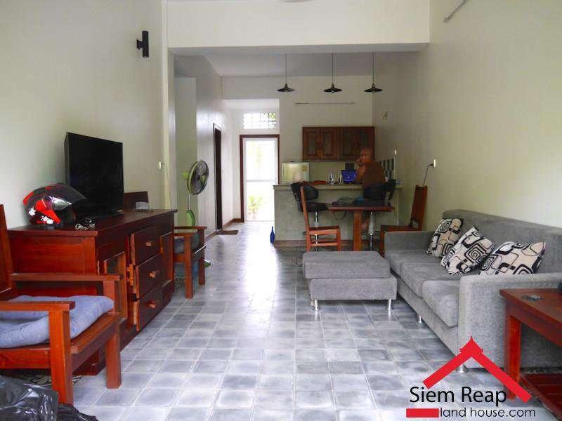 出租 公寓 Siem Reap Svay Dankum