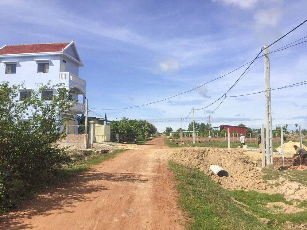Sale USD 29500 land on street size 15 meter ID LFS-265