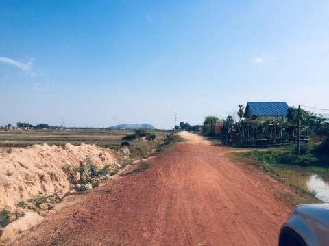 លក់ ដីលំនៅដ្ឋាន Siem Reap