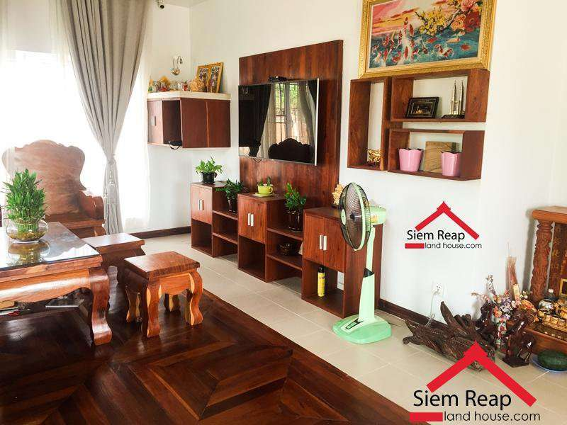 Newly modern 1 bedroom apartment for rent in Siem Reap ID: Ap-186 $400/m