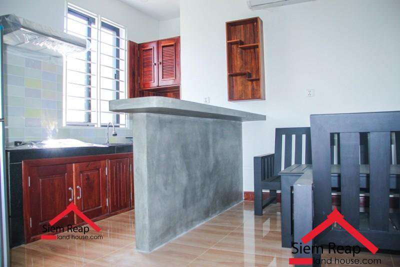 Newly 2 bedrooms apartment with full furnish ID: AP-214 $400 per month
