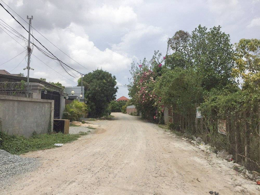 Land in Siem Reap city center for sale $200/m2 ID code: LFS-258