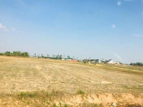 Sale Residential land Siem Reap