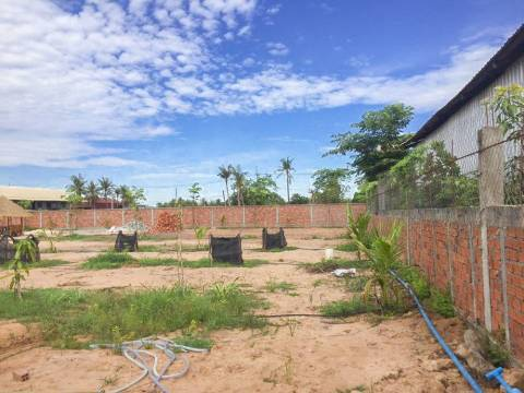 Sale Residential land Siem Reap