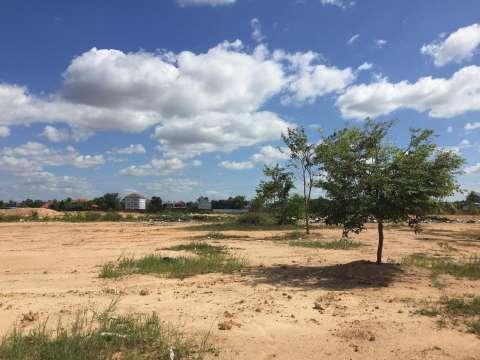 Sale Commercial land Sout Nikom