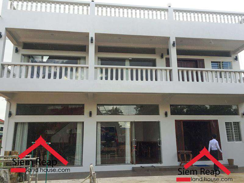 Commercial office space for rent in Siem Reap ID:  HFR-176 $1000/m