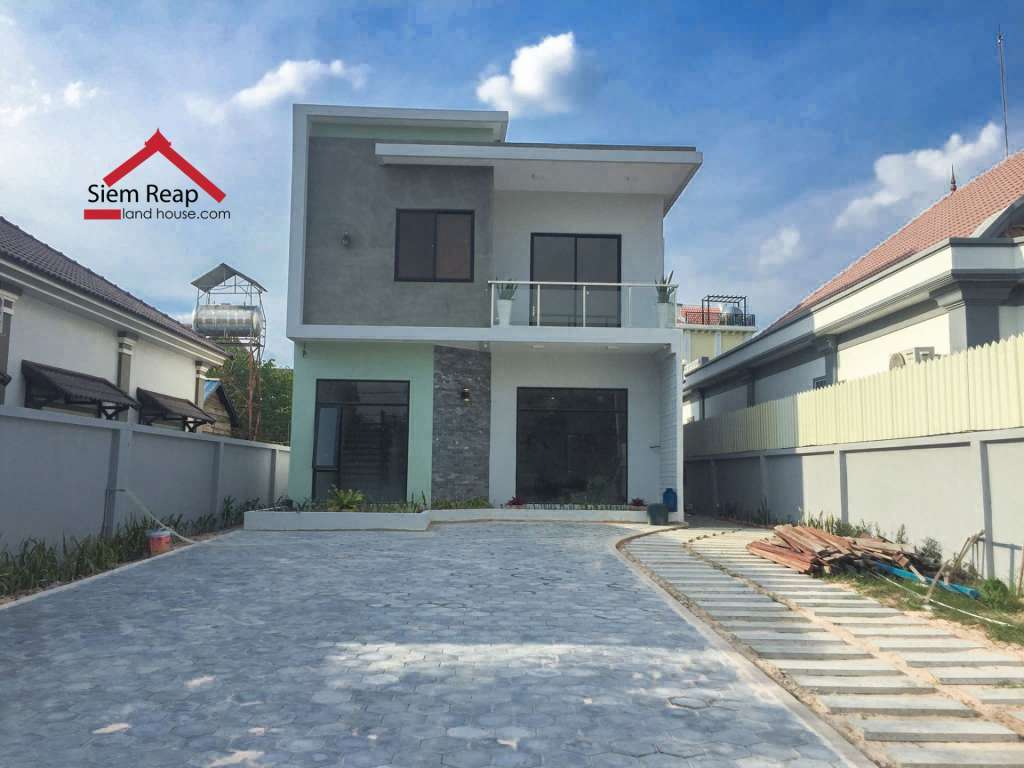 Newly Modern 2 bedrooms villa for sale