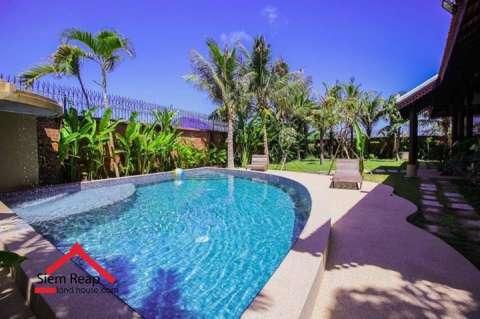 Sale Villa Siem Reap
