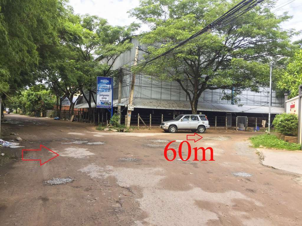 Land for sale $570/m2
