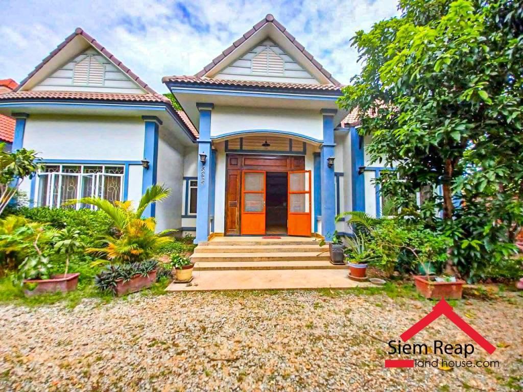 European Villa House For Rent