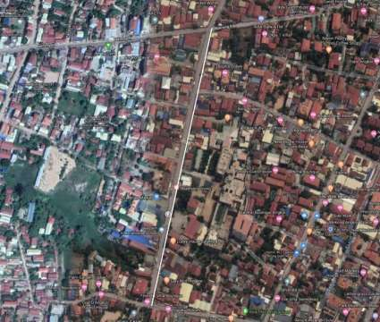 Rental Plot of land Siem Reap