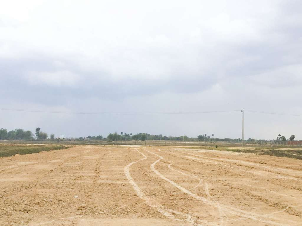 Land 2800sqm for sale $55/sqm location at Kan Trok village Sangkat Svaydangkum Siem Reap city