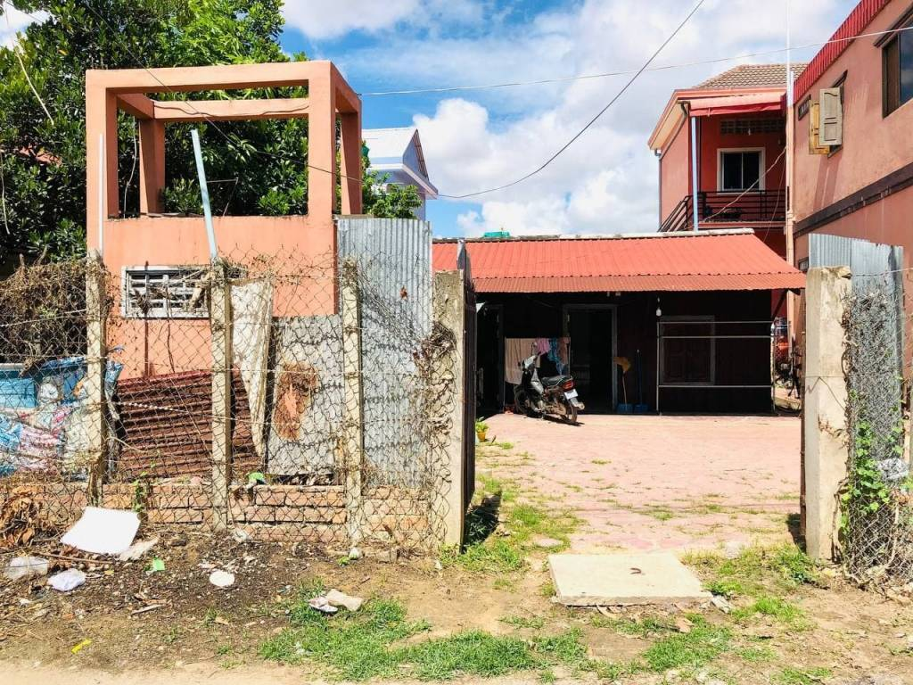 House for Sale at Svay Dankum, Siem Reap