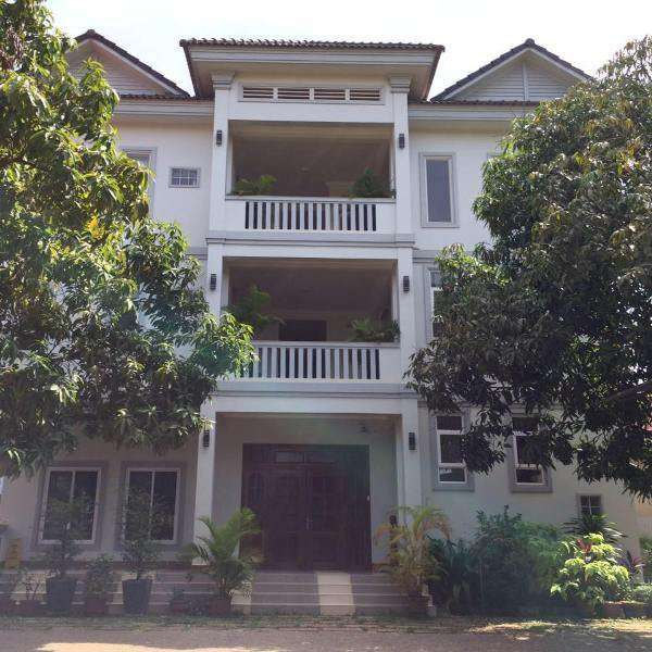 1 bedroom apartment in siem reap rent $350 ID A-120