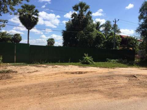 Sale Commercial land Prasat Bakong