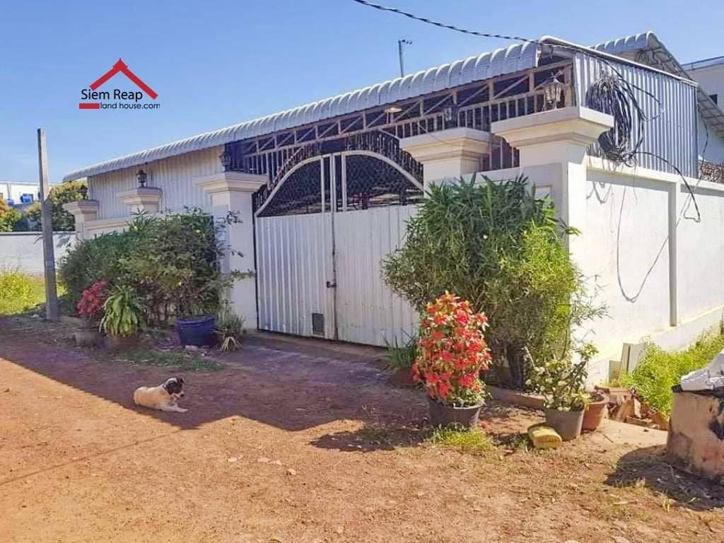 House and land for sale 60,000USD negotiation