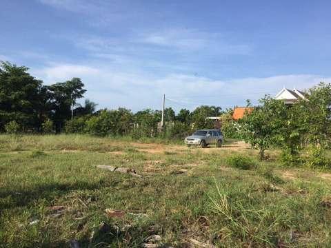 លក់ ដីទ្បូ Siem Reap